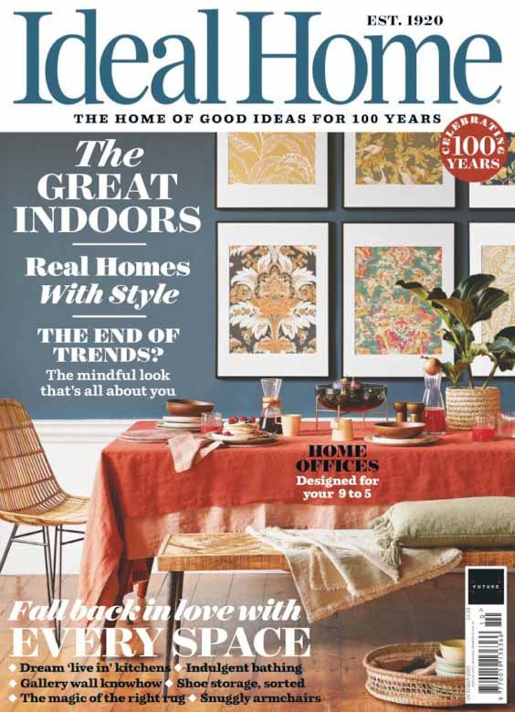 Ideal Home UK - October 2020