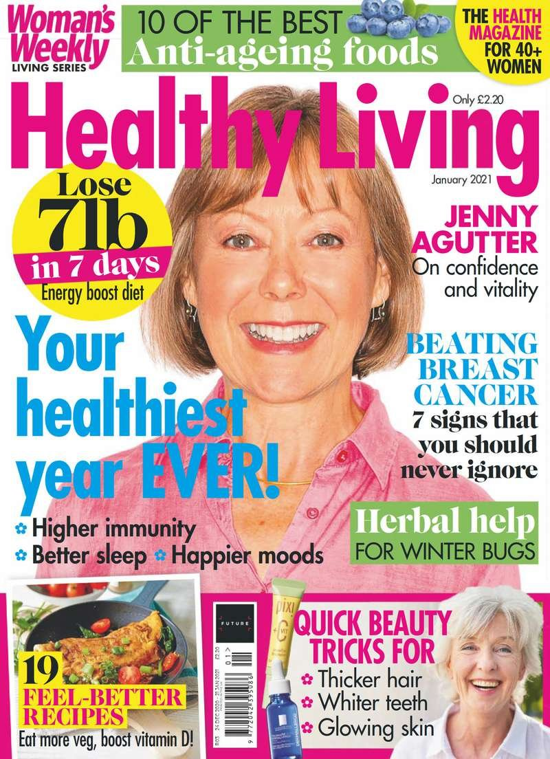 Woman's Weekly Living Series – January 2021