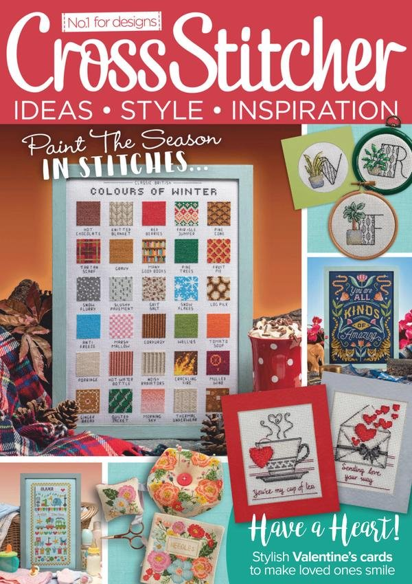 CrossStitcher - February 2021