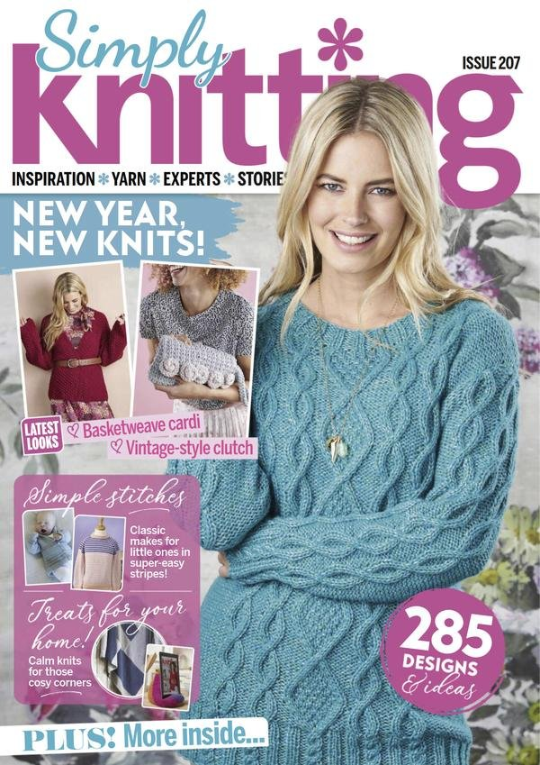 Simply Knitting - February 2021