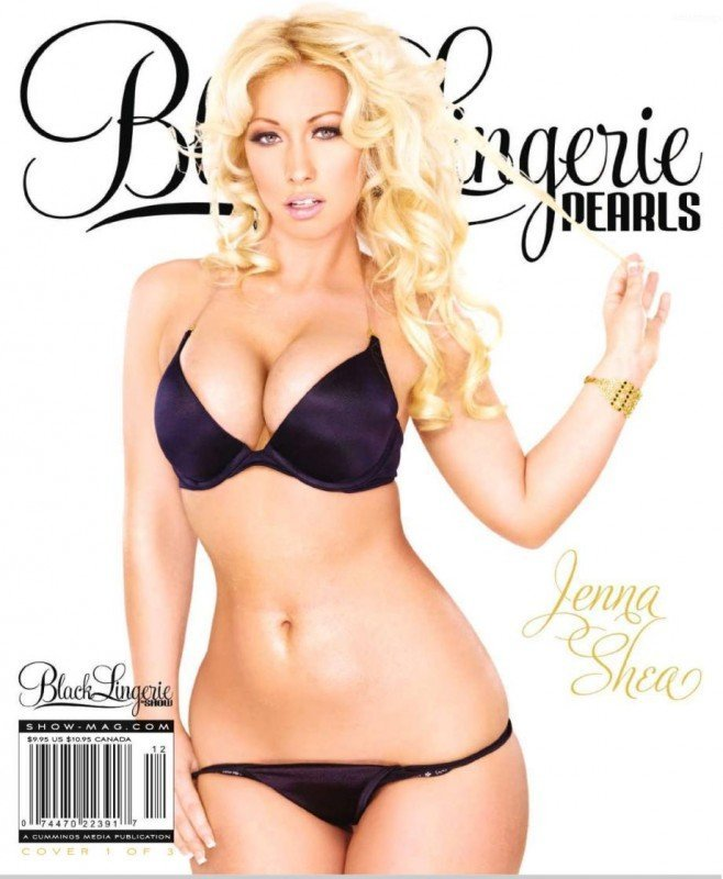 Black Lingerie - Issue 12 July 2010