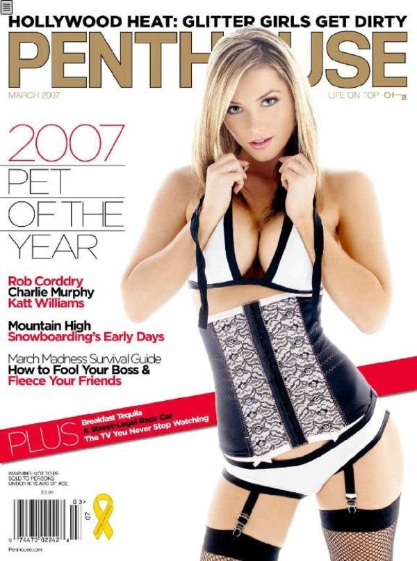 Penthouse USA - March 2007
